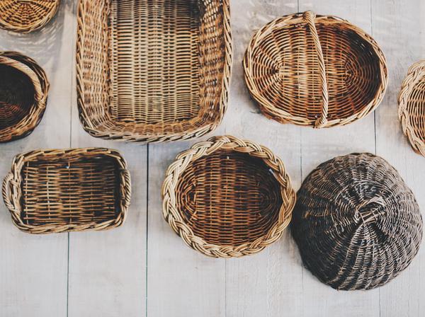 ekologiczne wyroby z wikliny